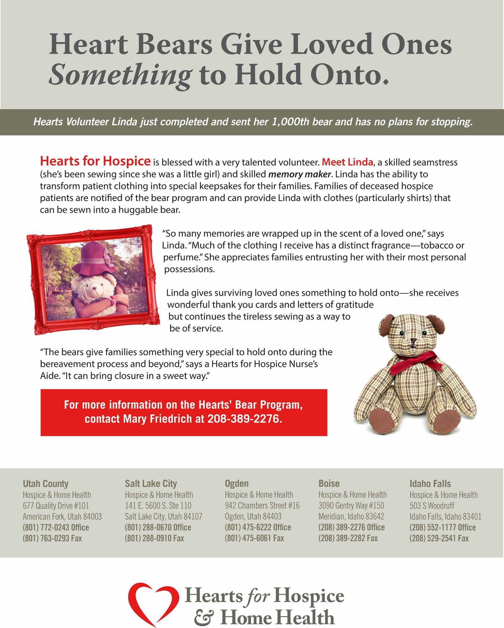 blog - hearts for hospice and home health