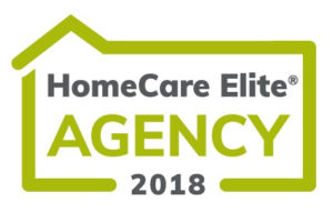 HomeCare Elite Agency 2018 Recognition Badge